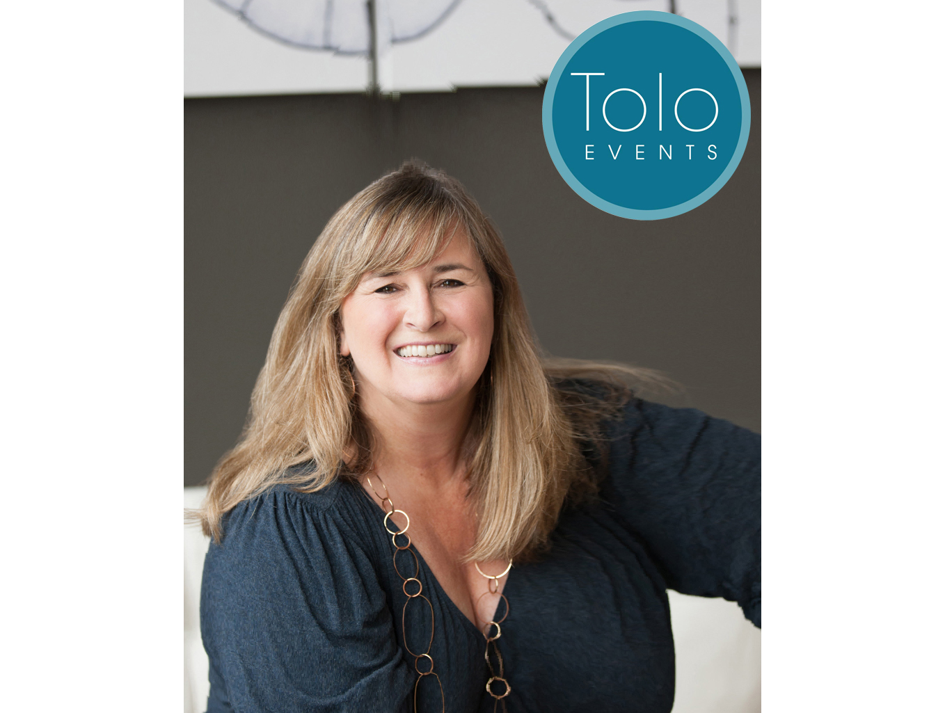 Headshot owner of Tolo Events