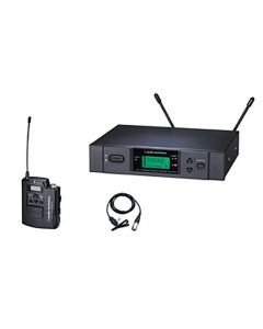 Wireless Lapel Mic with Receiver