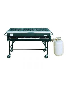 """BBQ Propane Grill 16"""" x 50"""" with Cart"""