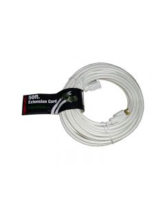 Extension Cord White 50' 12 Gauge