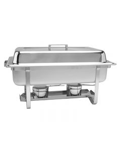 8 qt Stainless Steel Chafing Dish