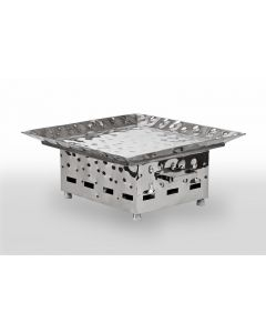 """Chafer Tray Square 16"""""""