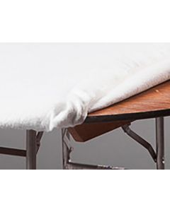 """Table Pad 30""""x72"""" Fitted with Elastic"""