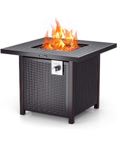 Fire Pit with Propane