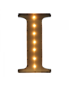 """Marquee 24"""" Letter - """"I"""""""