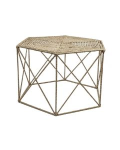 Jute Natural Coffee Table