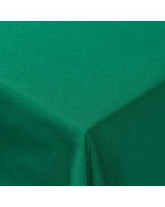 """Classic Kelly Green 60"""" x 60"""" Square Linen"""