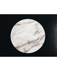 """Marble Service or Charger Plate 13"""""""